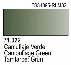 Model Air 71022 - Tarnfarbe: Grün / Camouflage Green