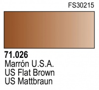 Model Air 71026 - US Flat Brown