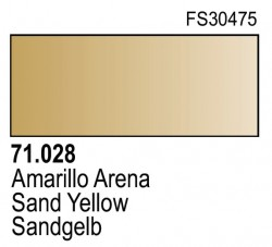 Model Air 71028 - Sandgelb / Sand Yellow