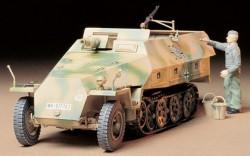 Deutsches Sd. Kfz. 251/9 Ausf.D  Kanonenwagen - 1:35