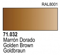 Model Air 71032 - Goldbraun / Golden Brown RAL8001