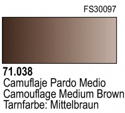 Model Air 71038 - Camouflage Medium Brown