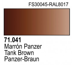 Model Air 71041 - Panzer-Braun / Tank Brown