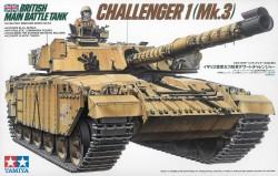 Challenger 1 - Mk. 3 - British Main Battle Tank - 1:35