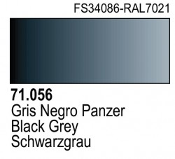 Model Air 71056 - Helles Graugrün / Black Grey