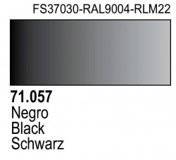 Model Air 71057 - Schwarz / Black
