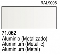 Model Air 71062 - Aluminium (Metal)  / Aluminium (Metallic)