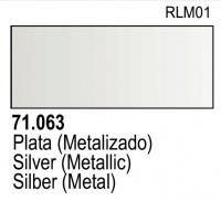 Model Air 71063 - Silber (Metal) / Silver (Metallic) RLM01