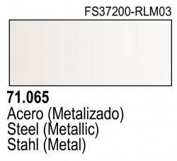 Model Air 71065 - Stahl (Metal) / Steel (Metallic)