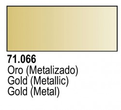 Model Air 71066 - Gold (Metal) / Gold (Metallic)