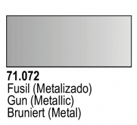 Model Air 71072 - Gun (Metallic)