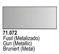 Model Air 71072 - Bruniert (Metal) / Gun (Metallic)