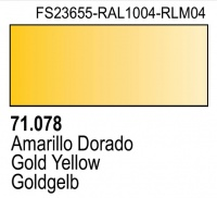 Model Air 71078 - Gold Yellow
