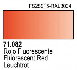 Model Air 71082 - Leuchtrot / Fluorescent Red