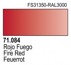 Model Air 71084 - Feuerrot / Fire Red