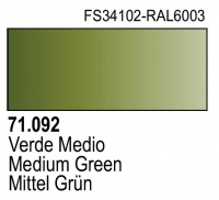 Model Air 71092 - Mittel Grün / Medium Green