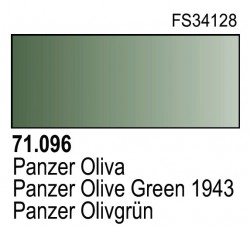 Model Air 71096 - Panzer Olivgrün / Panzer Olive Green 1943
