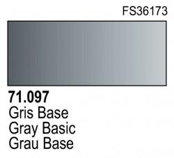 Model Air 71097 - Grau Base / Gray Basic