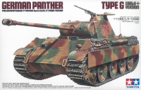 German Panther Ausf. G - Early Version - Sd.Kfz. 171 - 1/35