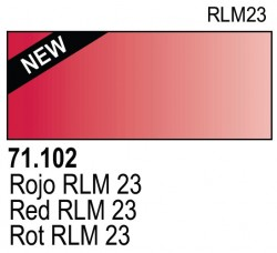 Model Air 71102 - Red RLM 23