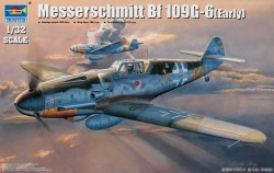Messerschmitt Bf 109 G-6 - early