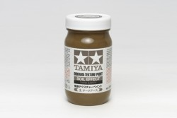Diorama Texture Paint 250ml - Soil Effect: Brown