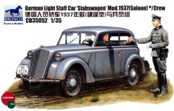 German Light Staff Car