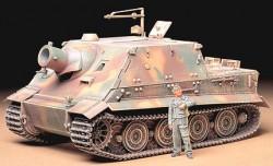 38cm Assault Mortar Sturmtiger - 1/35