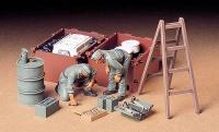 Panzer Instandsetzungs-Crew - 1:35