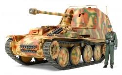 Marder III M - German Tank Destroyer - 1/48