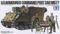 US Armoured Command Post Car M577 - 1/35
