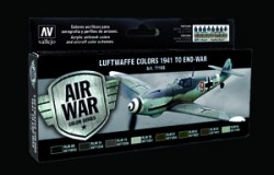 Model Air RLM Colours Set 1941 to end-war