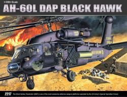 AH-60L DAP - Black Hawk - 1/35