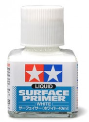 Tamiya Surface Primer - 40ml - White