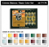 Model Air Basic Color Set