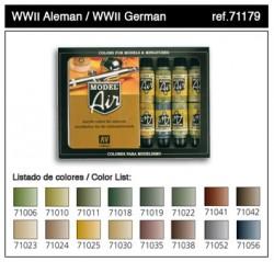 Model Air Deutsche Wehrmacht Farben Set