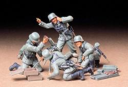 German Infantry Mortar Team - 1/35