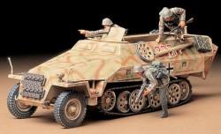 Mittlerer Panzerspähwagen Sd.Kfz. 251/1 Ausf. D - 1:35
