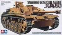 Sturmgeschütz III Ausf. G - Sd.Kfz. 142/1 - Frühe Produktion - 1:35
