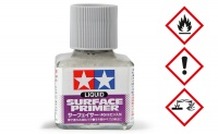 Tamiya Flüssiger Surface Primer / Spachtel - 40ml - Grau