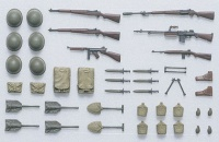U.S. Infantry Equipment Set - 1/35