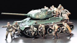 Russian Army Assault Infantry - 1/35
