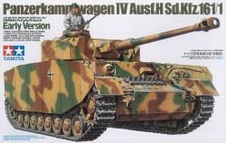 Panzerkampfwagen IV Ausführung H - frühe Version - Sd.Kfz. 161/1