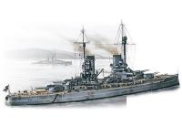 Großlinienschiff SMS König der Kaiserlichen Marine - 1:350