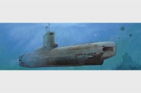 Deutsches U-Boot Typ XXIII