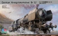 Deutsche Kriegslokomotive Baureihe 52 - 1:72