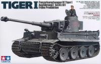 Tiger I Ausf. E - frühe Produktion