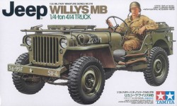 Jeep Willys MB - 1/4-ton 4x4 Truck - 1:35