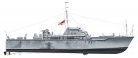 British Vosper 72'6