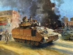 US M2A2 Bradley - Iraq 2003 - 1/35
